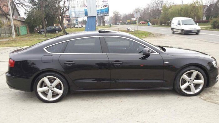 Audi A5 2011. Photo 8