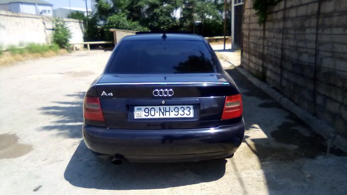 Audi A4 1997. Photo 3