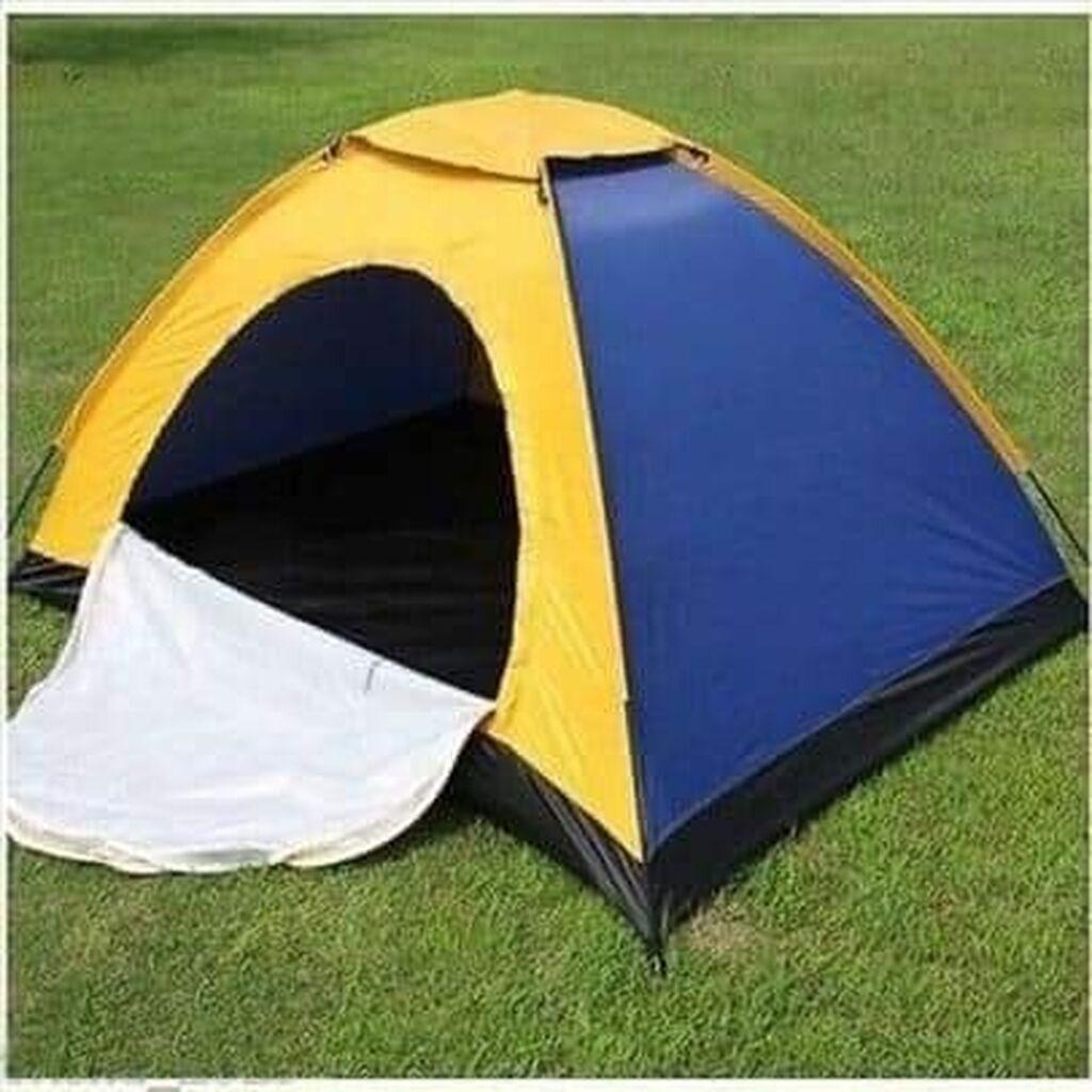 Šatori - Beograd: Šatori su spakovani u torbuOdličan za kampovanje kao i za malu decu
