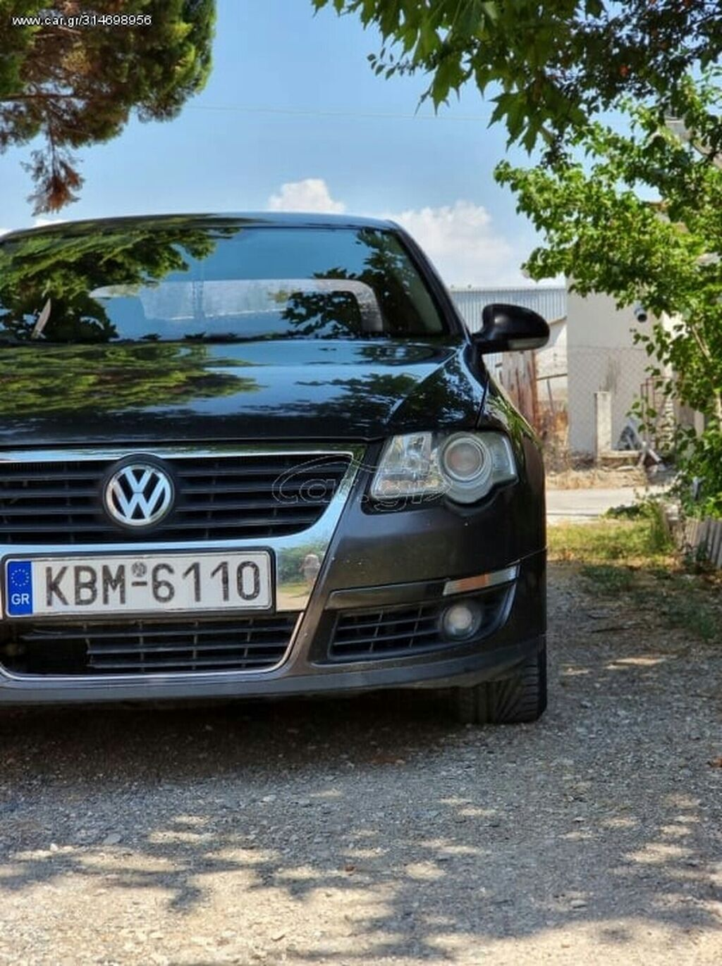 Volkswagen Passat 1.6 l. 2005 | 335000 km | η αγγελία δημοσιεύτηκε 25 Ιούλιος 2021 14:33:06: Volkswagen Passat 1.6 l. 2005 | 335000 km