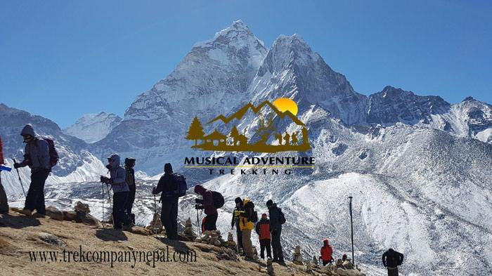 Everest Base Camp Trek in Kathmandu