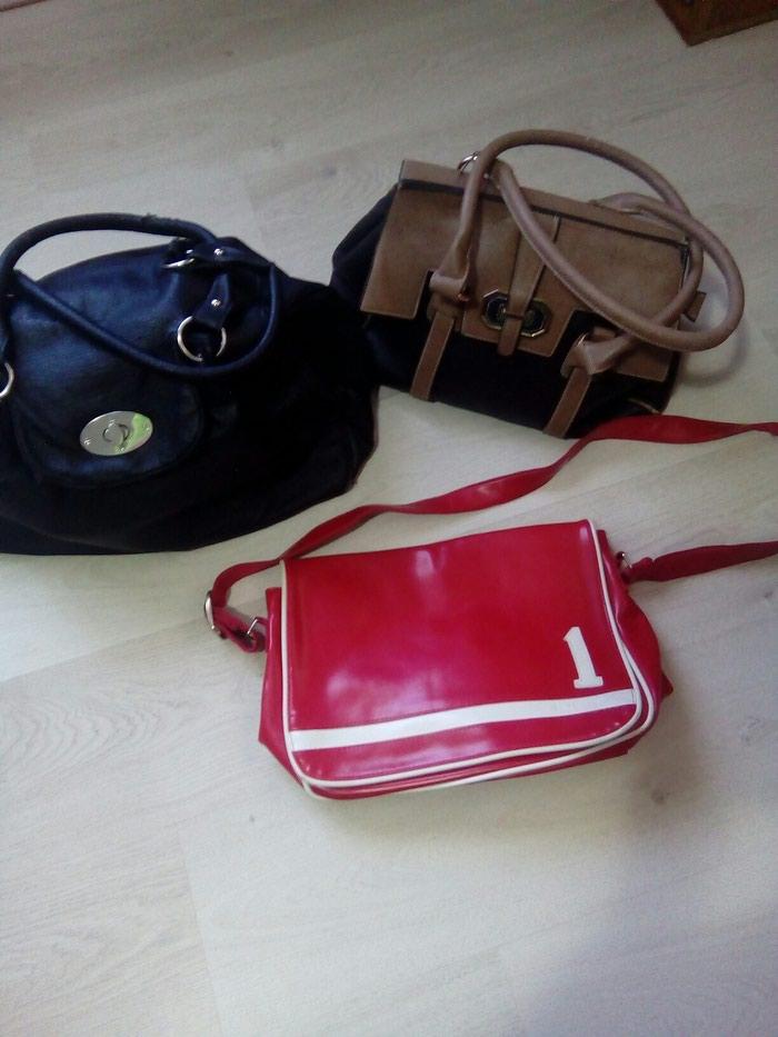 Zenske torbe cena je za sve tri. Photo 1