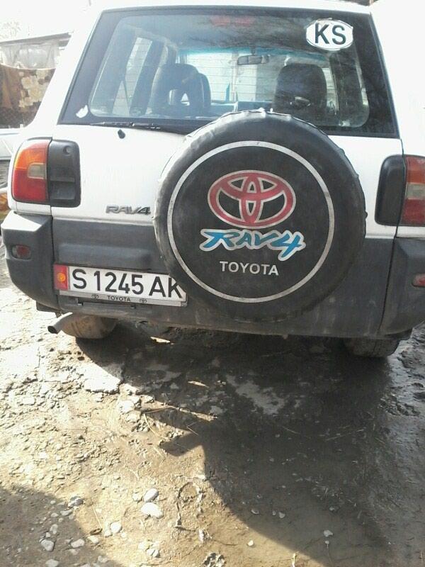 Toyota RAV4 1995. Photo 1