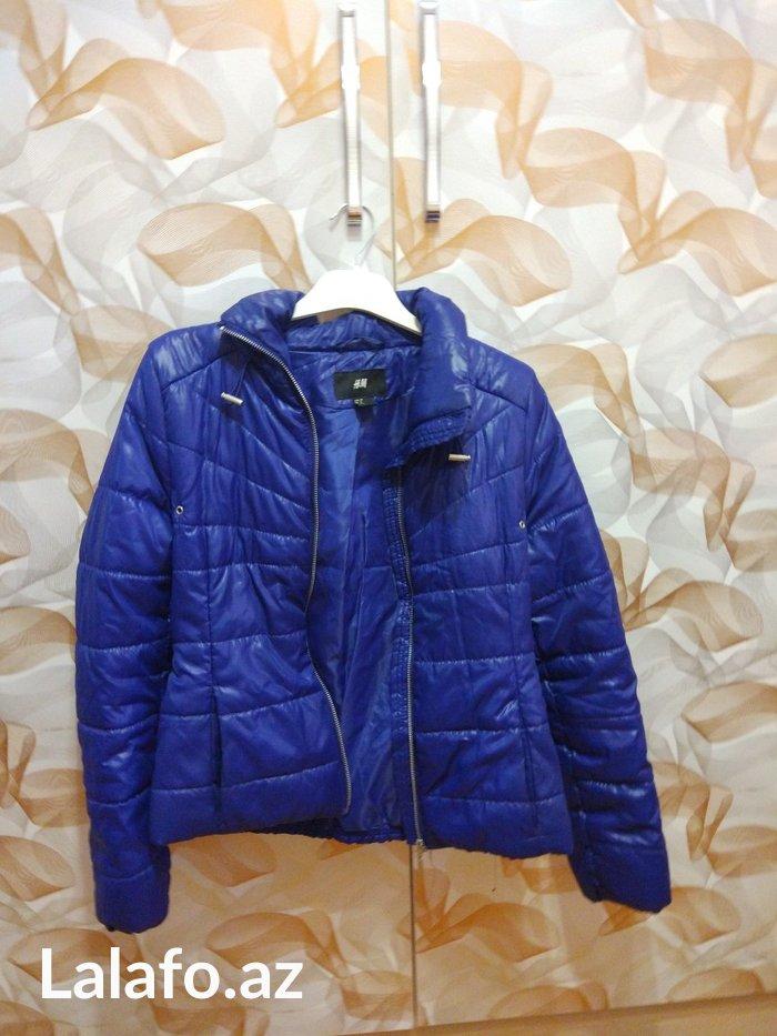 Bakı şəhərində куртка от h&m : размер 38, рост 165 , цена 20 манат