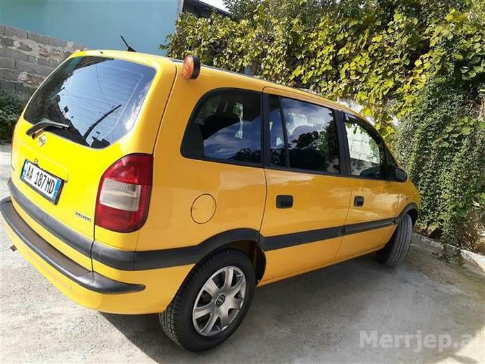 Opel Zafira 2004. Photo 1