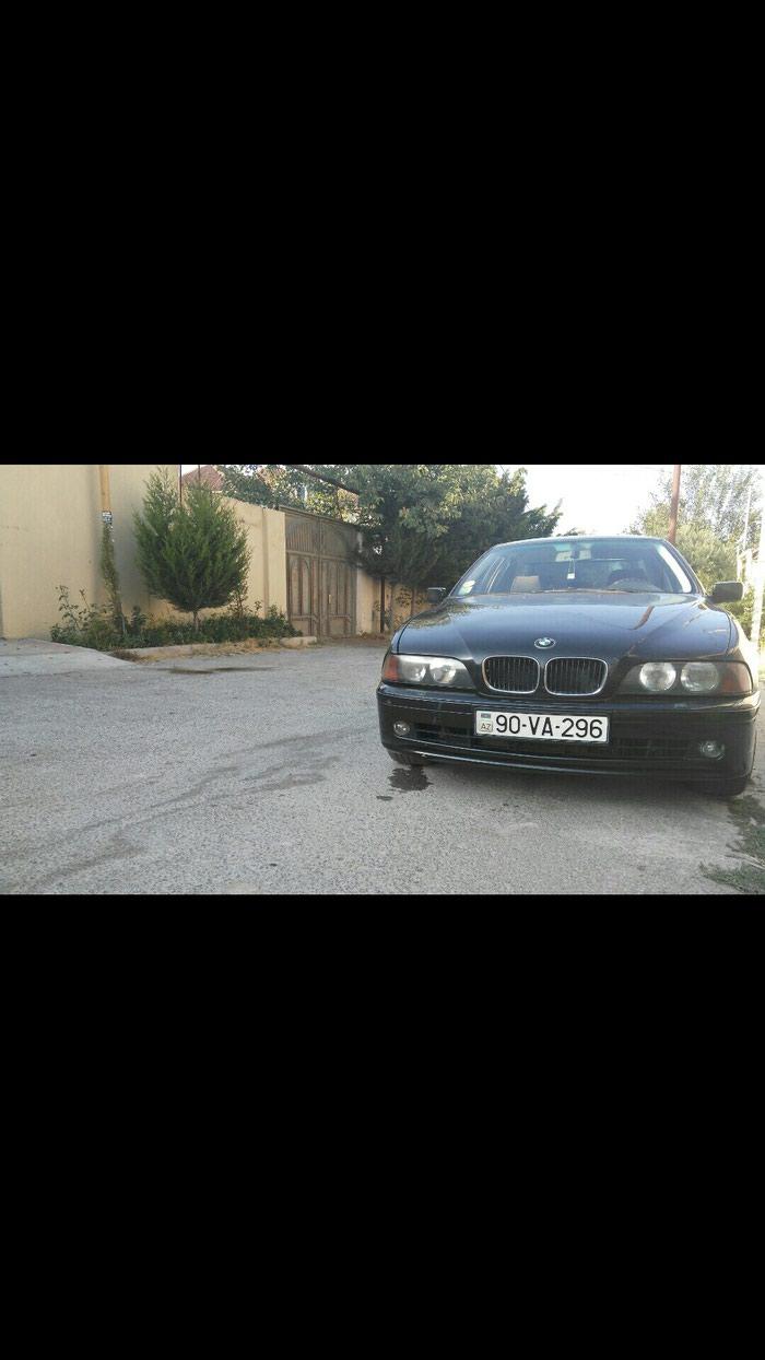 BMW 525 1996. Photo 0