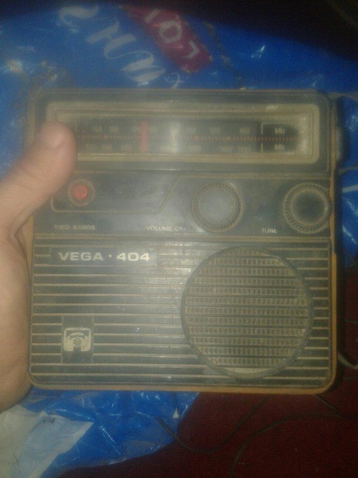 Радио саюзний в харошим састаяние в Душанбе