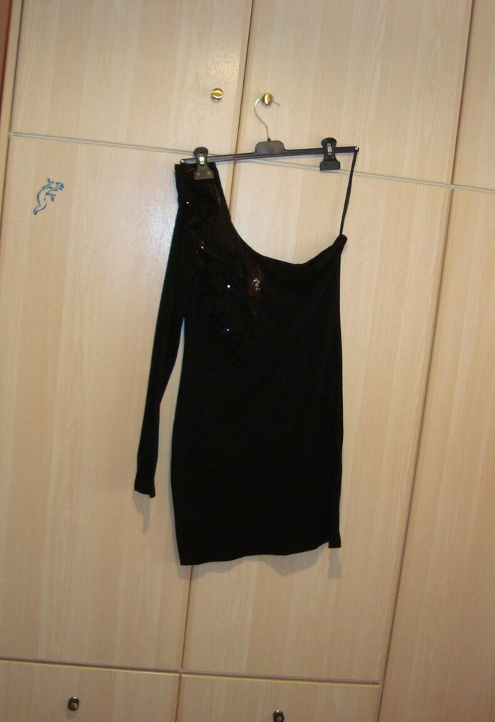 Βραδινό φόρεμα, S/M, αφόρετο  (κωδ. 08)