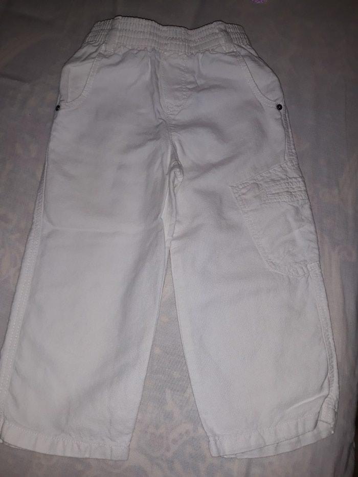 Lanene pantalone francuske marke ikks bez ostecenja vel.2 - Kosovska Mitrovica