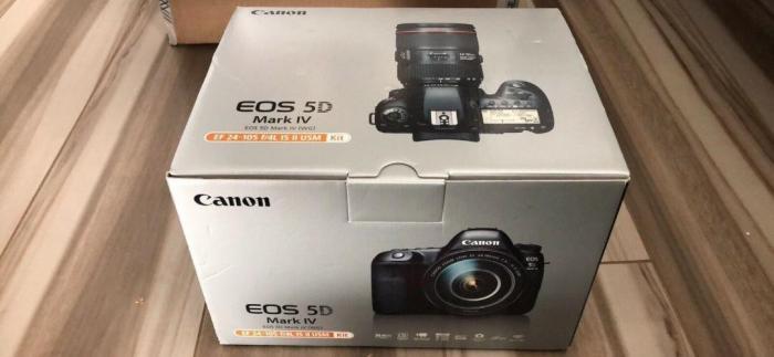 Canon 5D mark IV. Photo 2