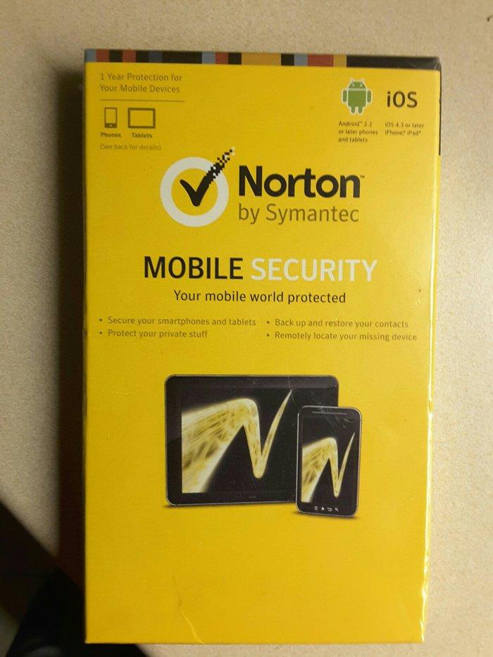 Norton protected Σφραγισμενος στο κουτί του καινουργιο σε Ξάνθη
