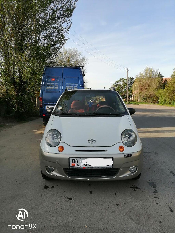 Daewoo Matiz 0.8 л. 2004 | 75000 км