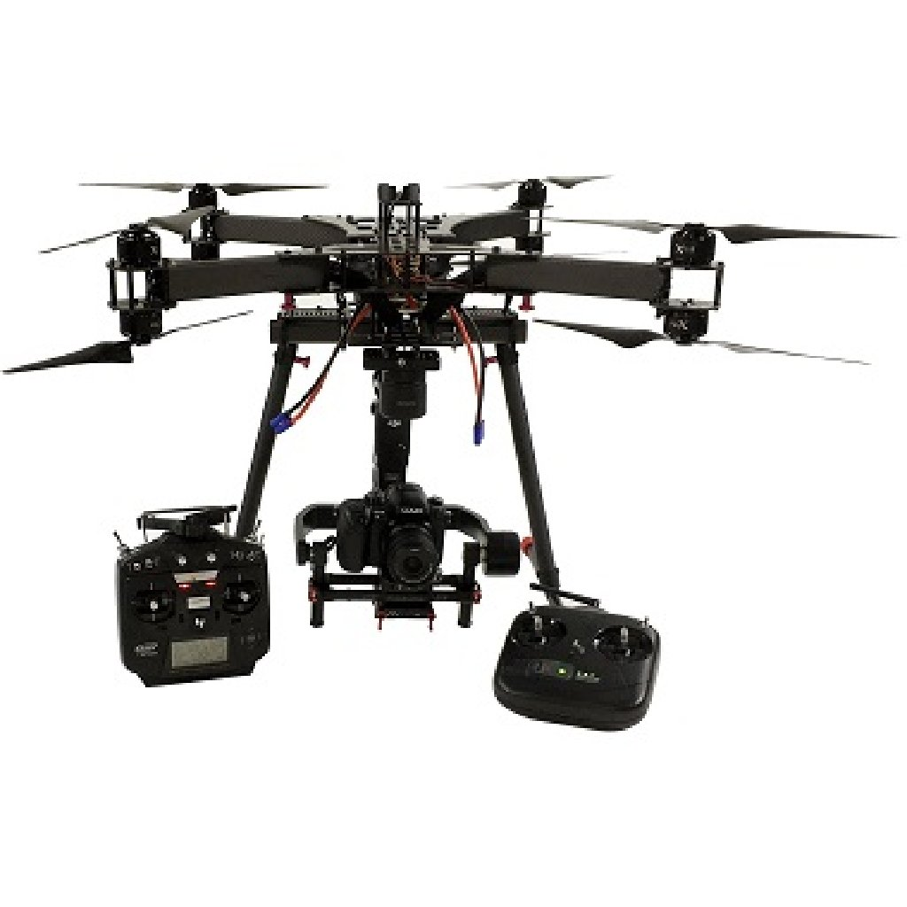 XFold rigs TRAVEL X8 Octocopter (RTF)