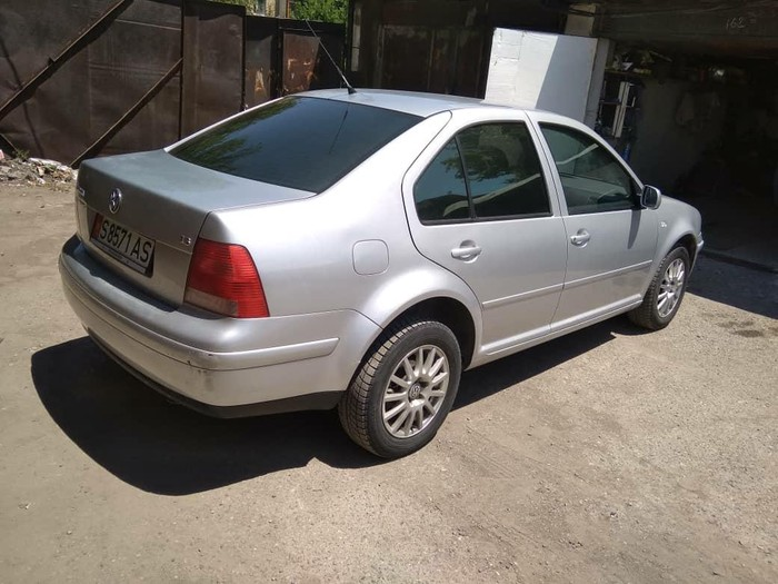 Volkswagen Bora 2002. Photo 3