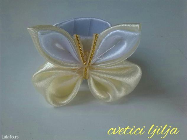 Prstenovi za salvete moguca izrada u vise boja  - Loznica