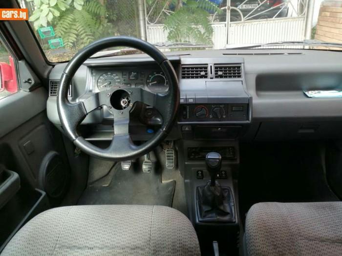 Renault 5 1989. Photo 4