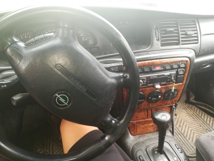 Opel Vectra 1997. Photo 5