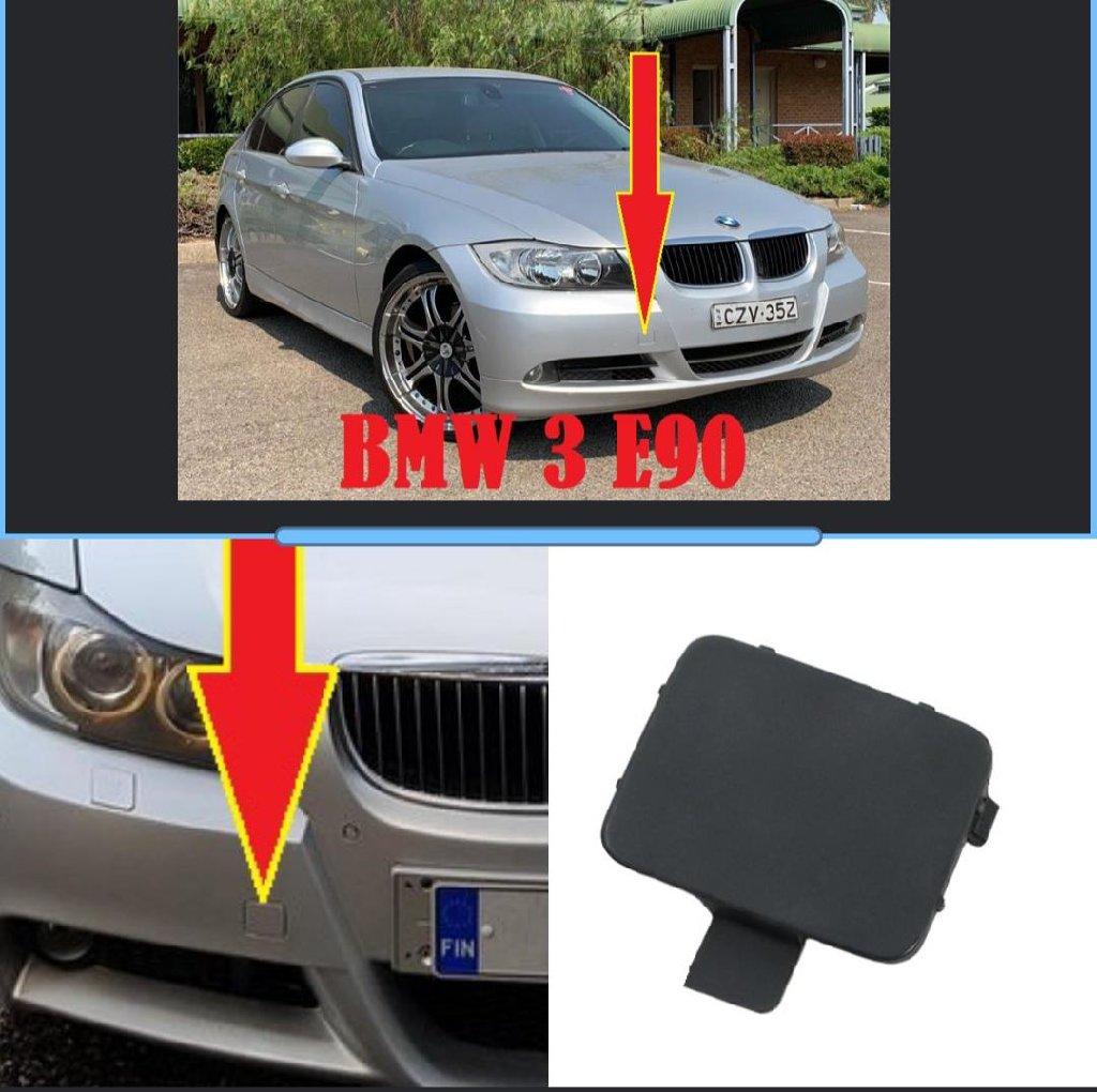 Буксировочная заглушка от BMW 3 E90