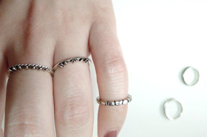 5 δαχτυλίδια για κάθε στυλ. Photo 1