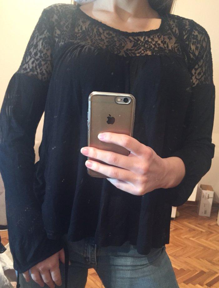 Nova crna bluza.. Photo 5