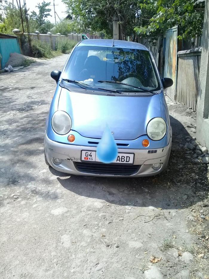 Daewoo Matiz 2006. Photo 1