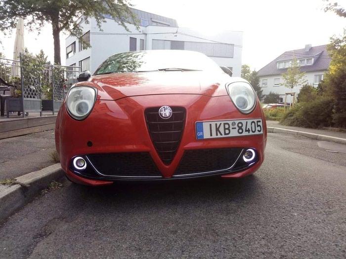 Alfa Romeo MiTo 2008. Photo 0