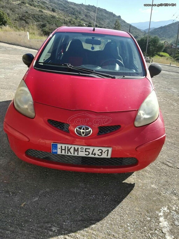 Toyota - Άγιος Νικόλαος: Toyota Aygo 1 l. 2006 | 144000 km