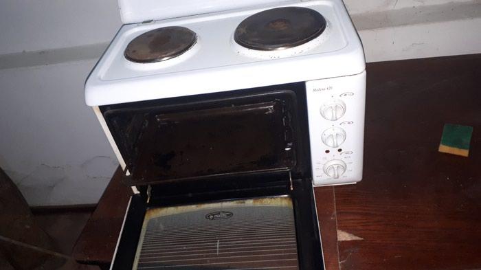Духовая печь Gefest 420 сверху 2 комфортки все работает на 100%. Photo 1
