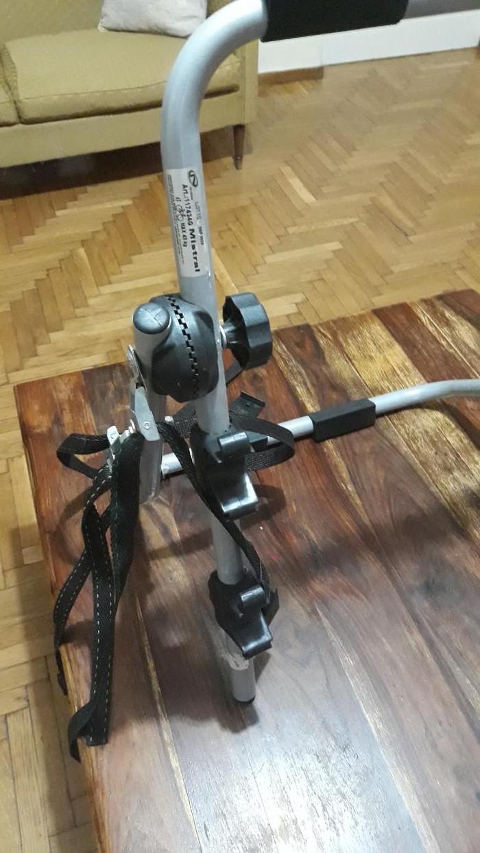 Βάση για ποδήλατα.. 45 €..Περιοχή Ζωγράφου..τηλ:6. Photo 1