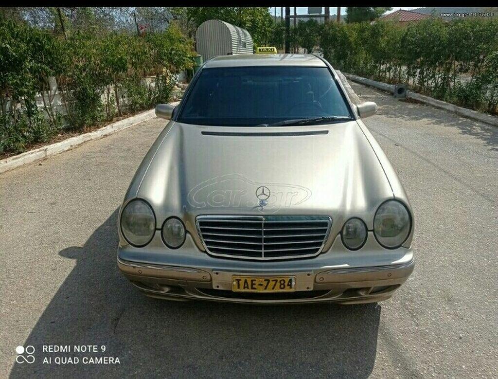 Mercedes-Benz E 200 2 l. 2000 | 100000 km | η αγγελία δημοσιεύτηκε 26 Σεπτέμβριος 2021 17:40:42 | MERCEDES-BENZ: Mercedes-Benz E 200 2 l. 2000 | 100000 km