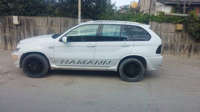 BMW X5 2002. Photo 4