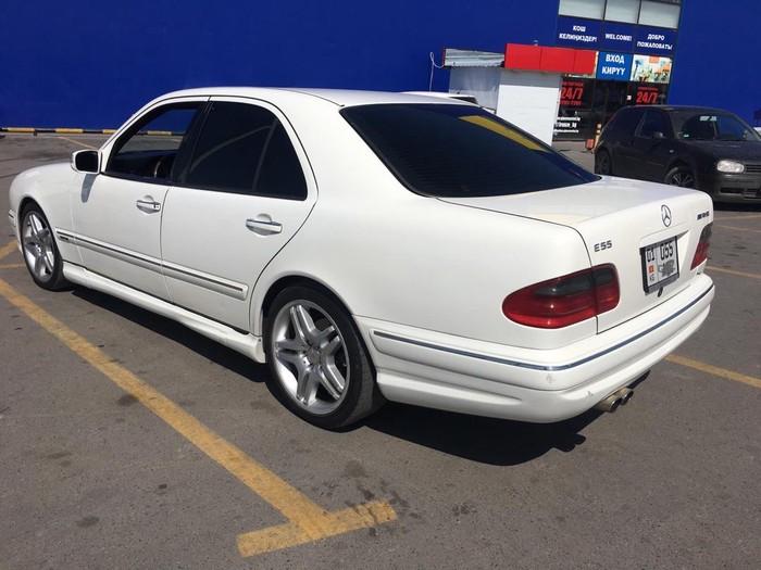 Mercedes-Benz C 43 AMG 2001. Photo 0