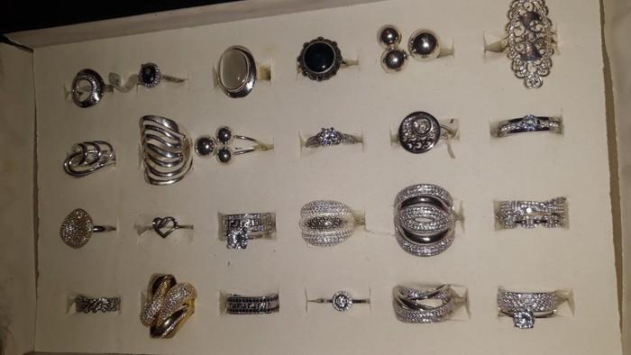 Prstenje srebro