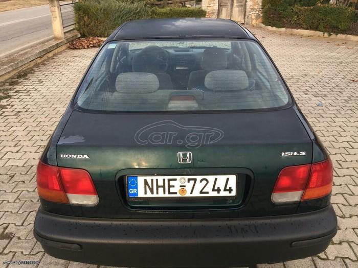 Honda Civic 1.5 l. 2000 | 258000 km