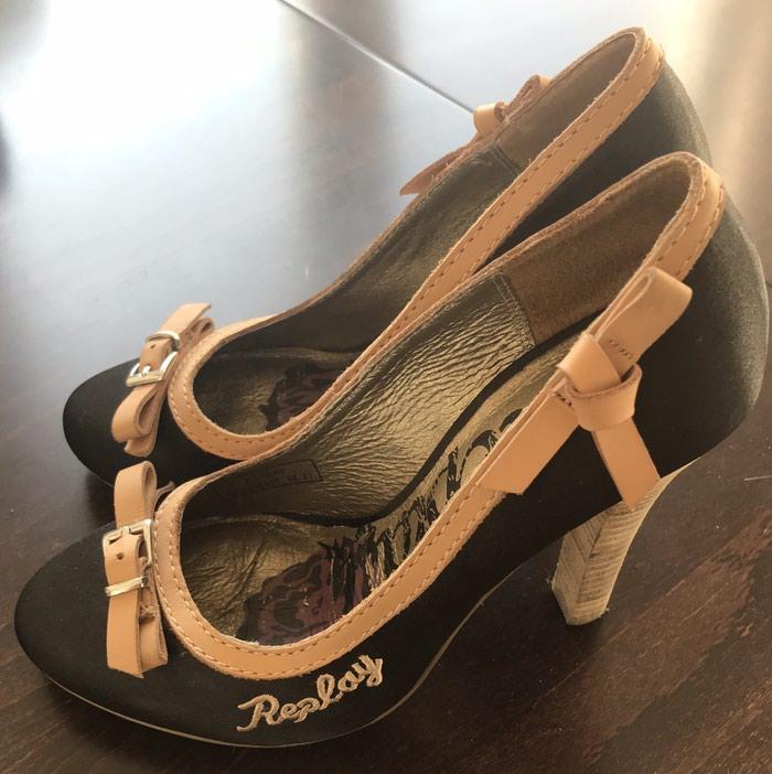 Replay cipele, broj 37. Visina stikle 11 cm.Malo nosene. - Crvenka