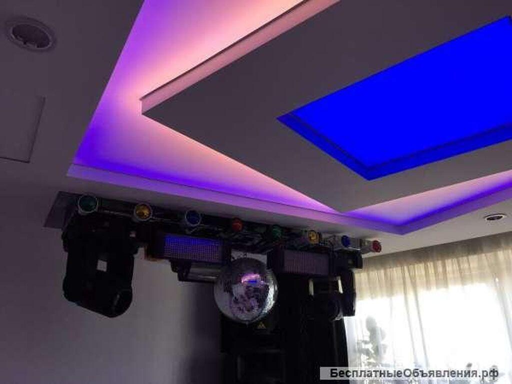Оживите интерьер квартиры – закажите натяжные потолки в нашей компании