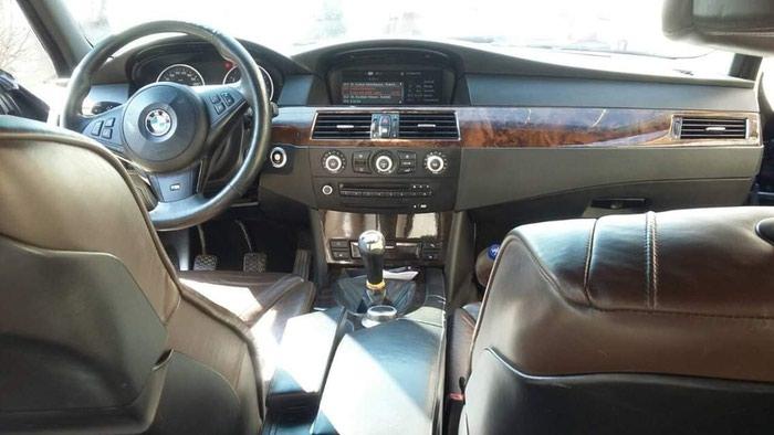 BMW 550 2008. Photo 3