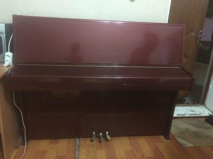 Продаётся хороший рабочем состояние пианино.. Photo 2