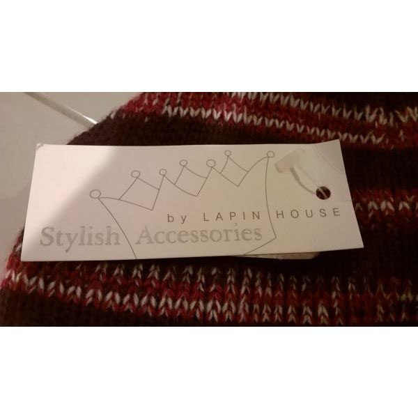Πλεκτό παιδικό σκουφάκι Lapin ( καινούργιο ). Photo 1