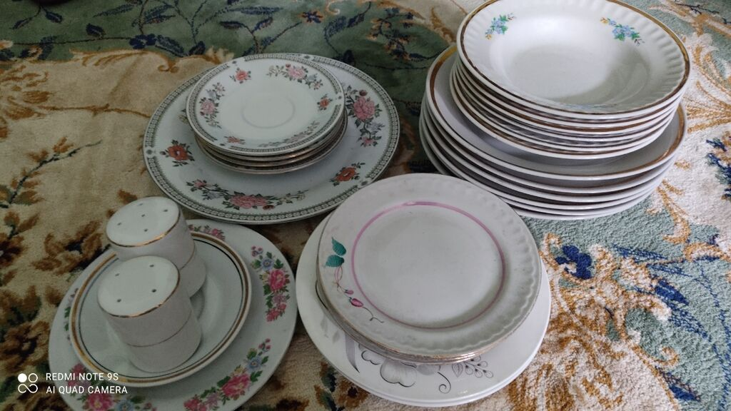 Наборы посуды: Наборы посуды