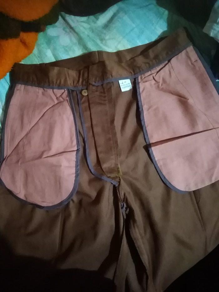 Nove muske pantalone ,prelep materijal. Photo 4