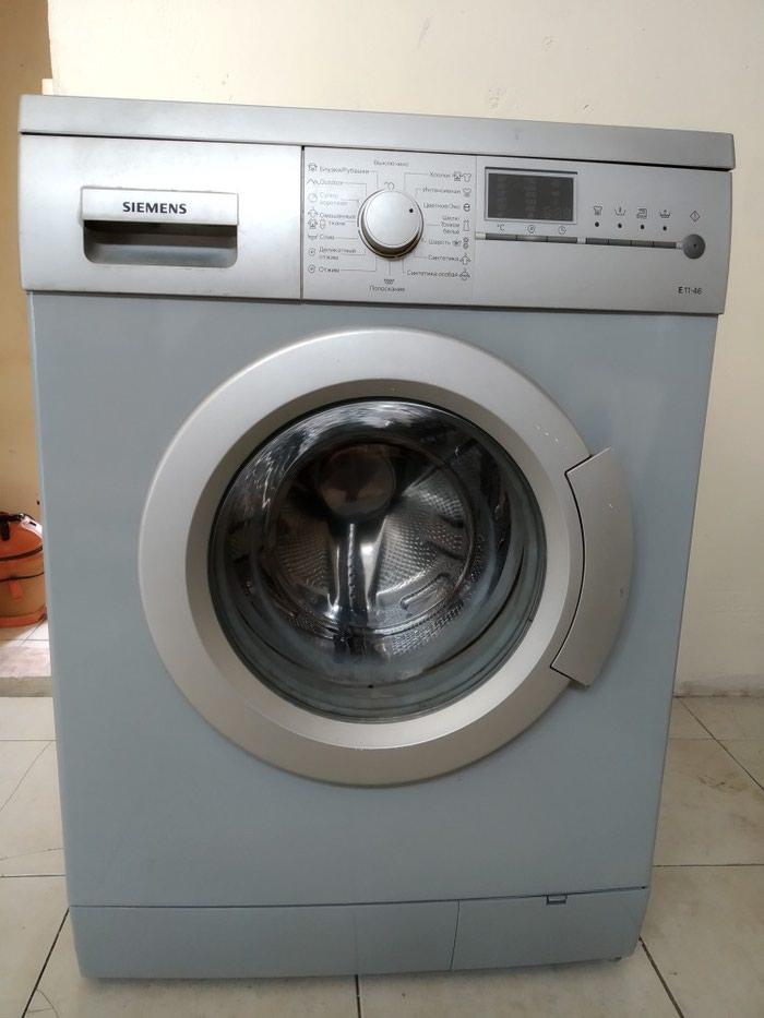 Avtomatik Washing Machine Siemens 6 kg.. Photo 1