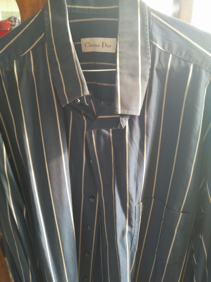 Dior, πουκάμισο, 43 (xl), ελάχιστα φορεμένο, από την προσωπική μου καρνταρόμπα