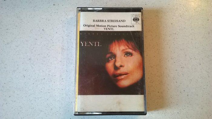 Κασέτα - Barbara Streisand - YENTL  Σε πολύ καλή κατάσταση. Photo 0