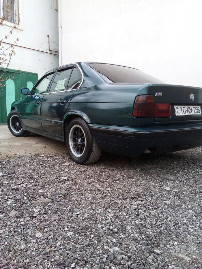BMW 525 1993. Photo 0
