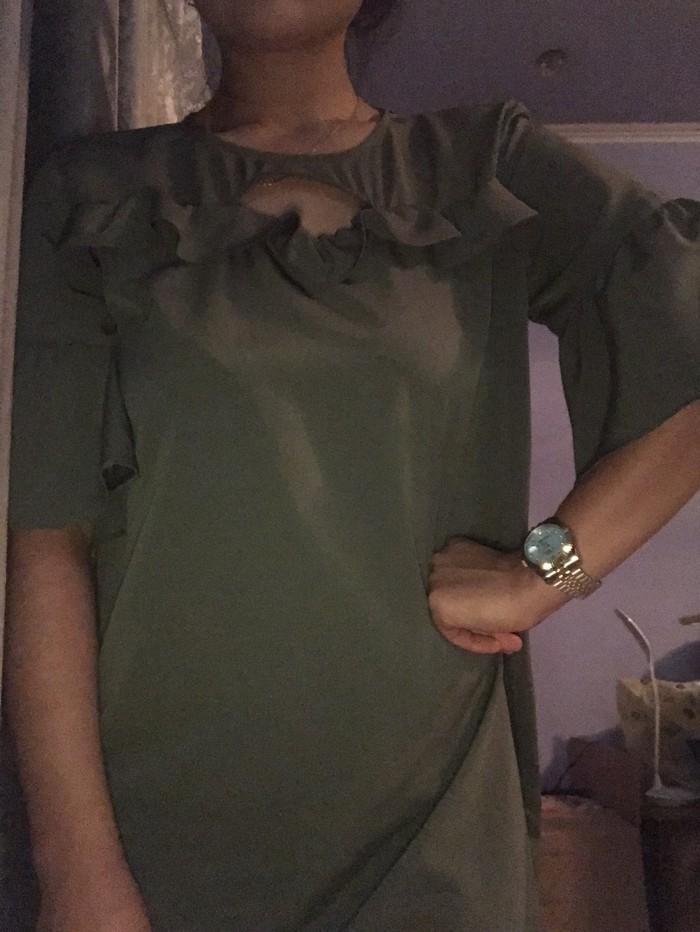 Платье новое стандарт длина чуть выше колен. Photo 0