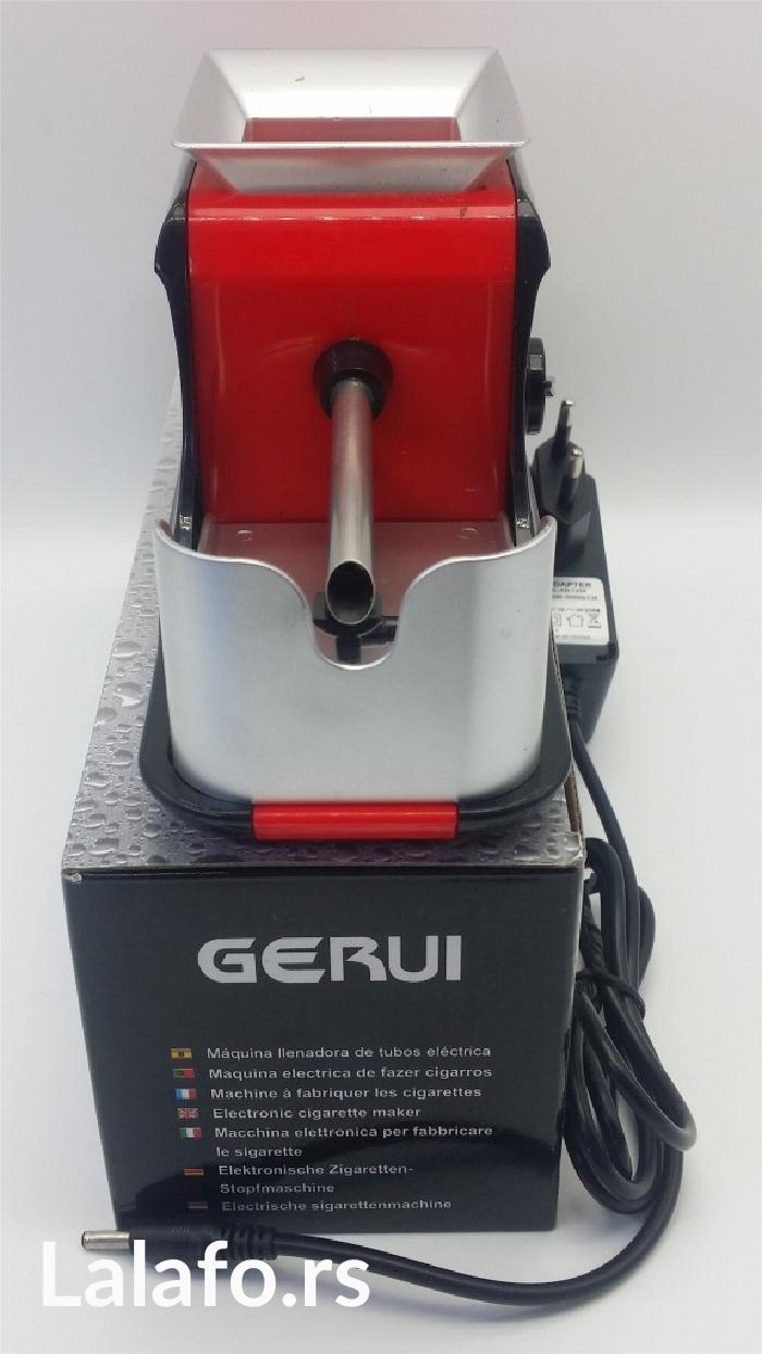 Profesionalna Mašinica za Cigarete  GERUI GR-12-002. Potpuno novi - Nis