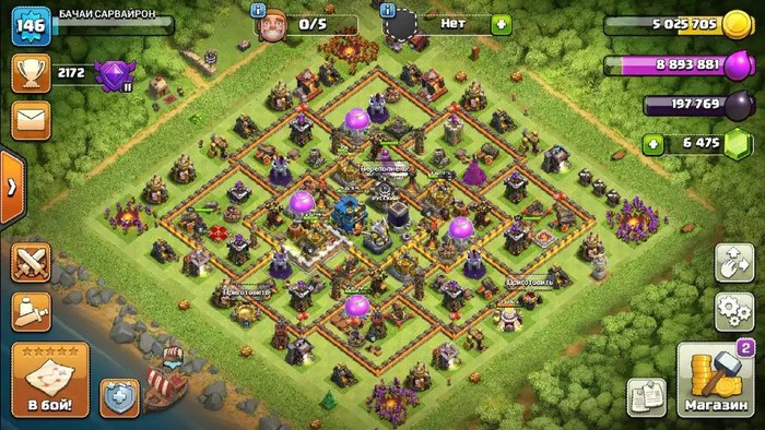 Clash of Clans th 12. Photo 0