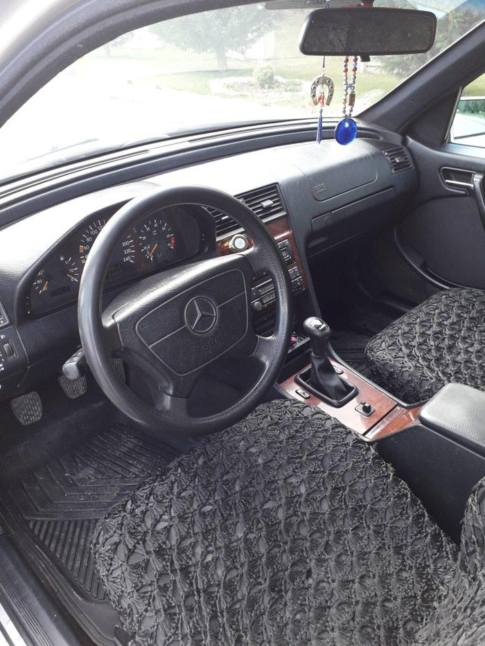 Mercedes-Benz C 180 1997. Photo 4