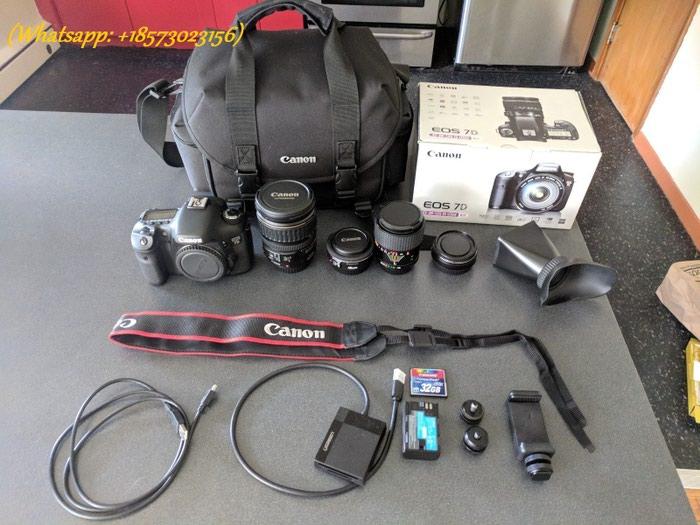 Canon Eos 7d Ef 28135mm - объектив. Photo 0